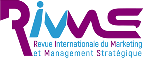 Revue Internationale du Marketing et Management Stratégique