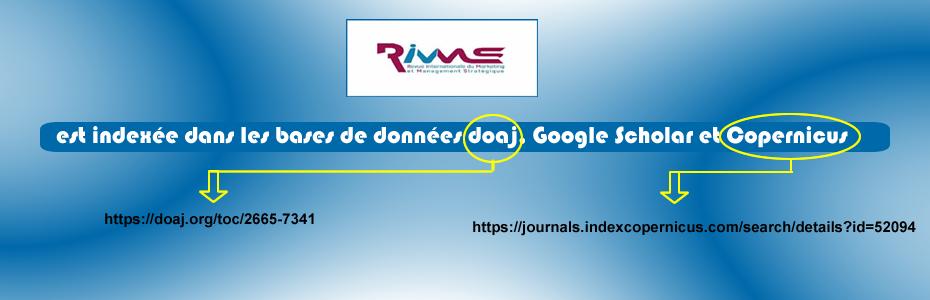 Indexation de RIMMS